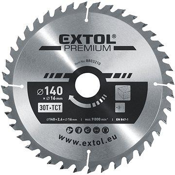 EXTOL PREMIUM 8803210 - Pilový kotouč