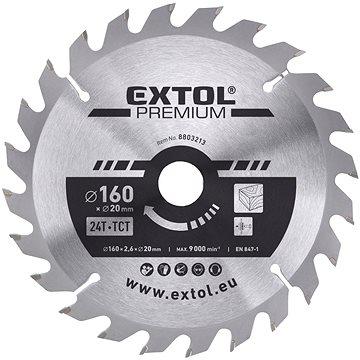 EXTOL PREMIUM 8803213 - Pilový kotouč