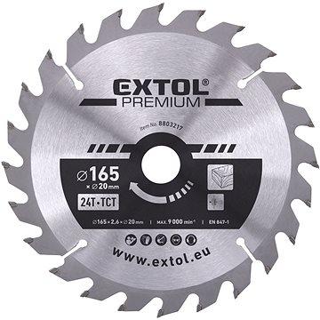 EXTOL PREMIUM 8803217 - Pilový kotouč