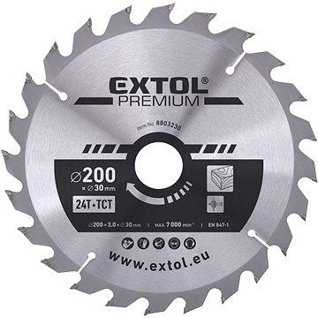 EXTOL PREMIUM 8803230 - Pilový kotouč