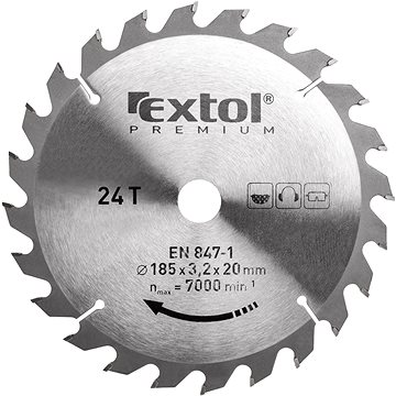 EXTOL PREMIUM 8803234 - Pilový kotouč