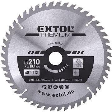 EXTOL PREMIUM 8803235 - Pilový kotouč