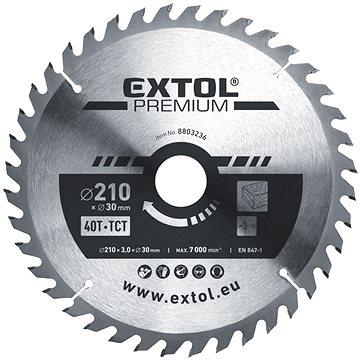 EXTOL PREMIUM 8803236 - Pilový kotouč