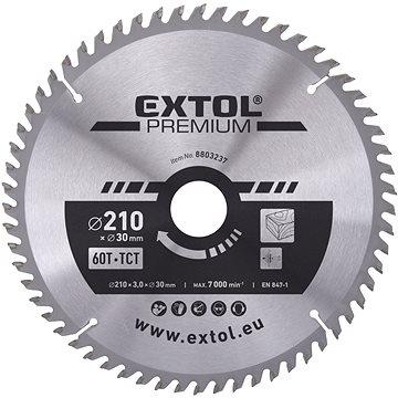 EXTOL PREMIUM 8803237 - Pilový kotouč