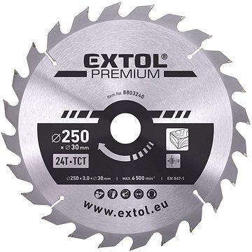 EXTOL PREMIUM 8803240 - Pilový kotouč