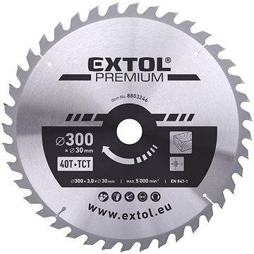 EXTOL PREMIUM 8803246 - Pilový kotouč