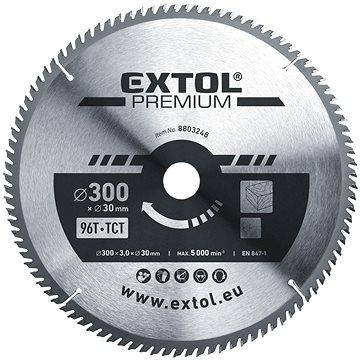 EXTOL PREMIUM 8803248 - Pilový kotouč