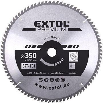 EXTOL PREMIUM 8803254 - Pilový kotouč