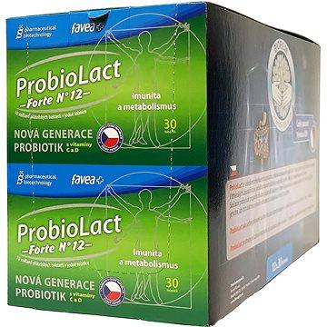 ProbioLact forte No 12, 12x30 kapslí - Probiotika