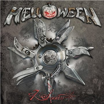 Helloween: 7 Sinners (limited) - CD - Hudební CD