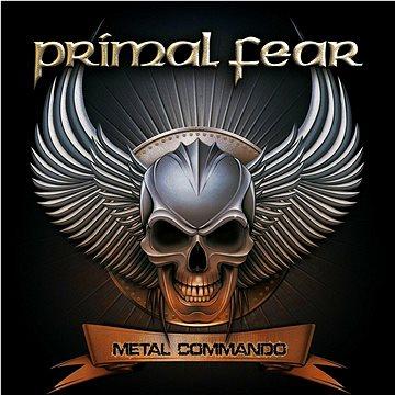 Primal Fear: Metal Commando - CD - Hudební CD