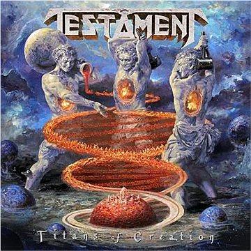 Testament: Titans Of Creation ( Picture Vinyl 2x LP) - LP - LP vinyl