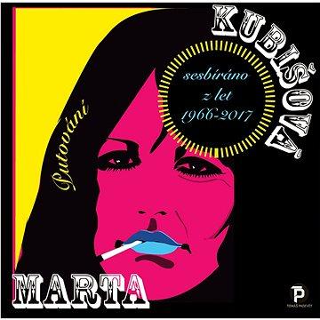 Kubišová Marta: Putování (1966-2017) - CD - Hudební CD