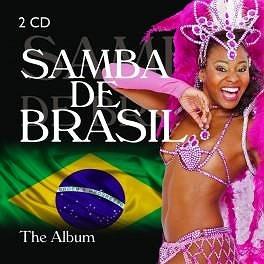 Various: Samba do Brasil - The Album - CD - Hudební CD