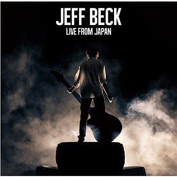 Beck Jeff: Live From Japan - LP - LP vinyl