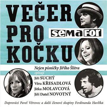 Various: Večer pro kočku - CD - Hudební CD