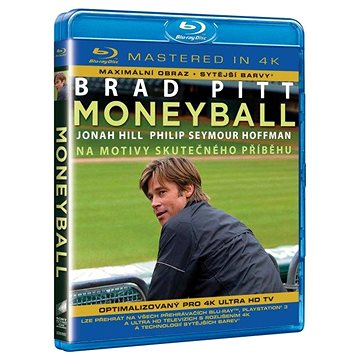 Moneyball - Blu-ray - Film na Blu-ray