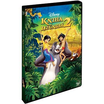 Kniha džunglí 2. - DVD - Film na DVD