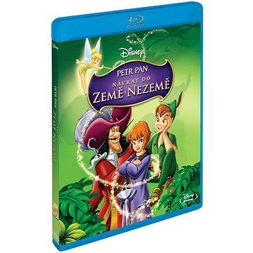 Petr Pan: Návrat do Země Nezemě - Blu-ray - Film na Blu-ray