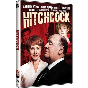 Hitchcock - DVD - Film na DVD