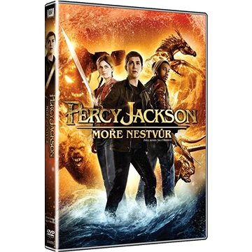 Percy Jackson: Moře nestvůr - DVD - Film na DVD