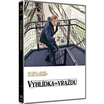James Bond: Vyhlídka na vraždu - DVD - Film na DVD
