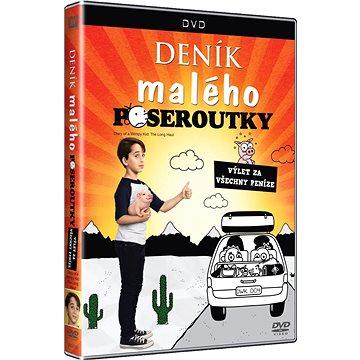 Deník malého poseroutky: Výlet za všechny peníze - DVD - Film na DVD