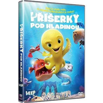 Příšerky pod hladinou - DVD - Film na DVD