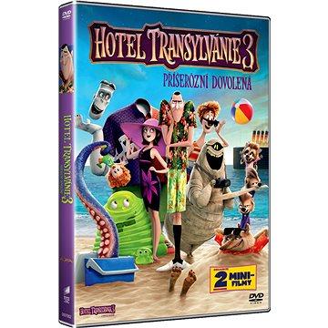Hotel Transylvánie 3: Příšerózní dovolená - DVD - Film na DVD