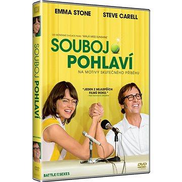 Souboj pohlaví - DVD - Film na DVD