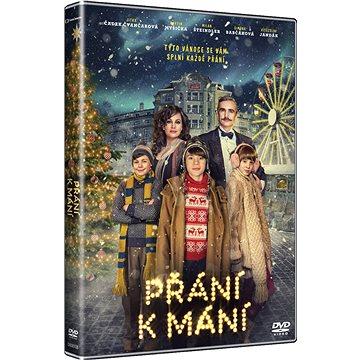 Přání k mání - DVD - Film na DVD