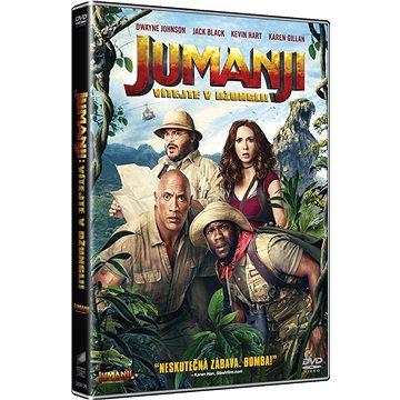 Jumanji: Vítejte v džungli! - DVD - Film na DVD