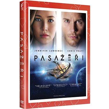 Pasažéři (valentýnská edice) - DVD - Film na DVD