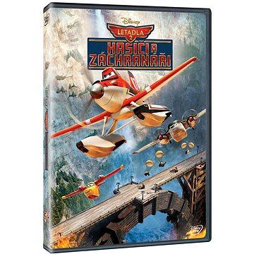 Letadla 2: Hasiči a záchranáři - DVD - Film na DVD