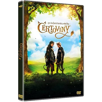 Čertoviny - DVD - Film na DVD