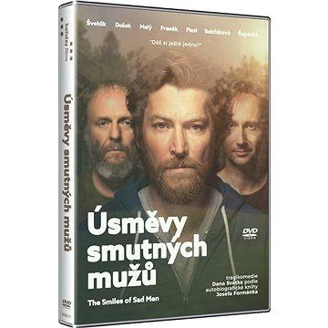 Úsměvy smutných mužů - DVD - Film na DVD