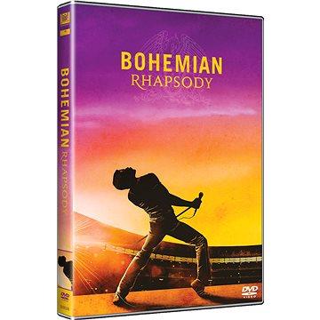 Bohemian Rhapsody - DVD - Film na DVD