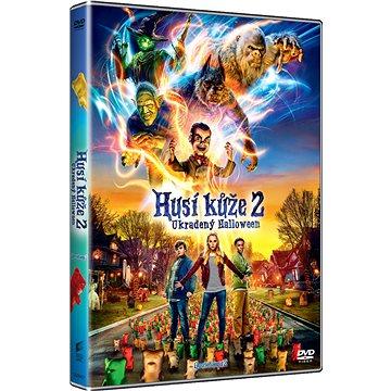 Husí kůže 2: Ukradený Halloween - DVD - Film na DVD