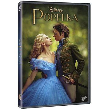 Popelka - DVD - Film na DVD