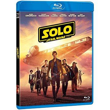 Solo: Star Wars Story (2BD: 2D verze + bonus disk) - Blu-ray - Film na Blu-ray