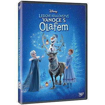 Ledové království: Vánoce s Olafem - DVD - Film na DVD