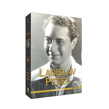 Kolekce Ladislav Pešek (4DVD) - DVD - Film na DVD