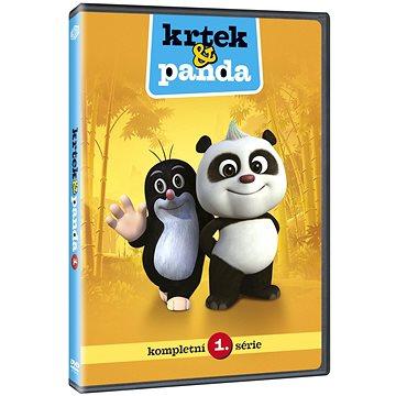 Krtek a Panda 1 - DVD - Film na DVD