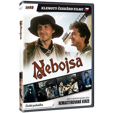 Nebojsa - edice KLENOTY ČESKÉHO FILMU (remasterovaná verze) - DVD - Film na DVD