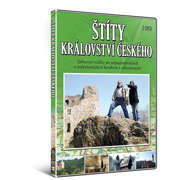Štíty království českého (2DVD) - DVD - Film na DVD