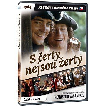 S čerty nejsou žerty - edice KLENOTY ČESKÉHO FILMU (remasterovaná verze) - DVD - Film na DVD