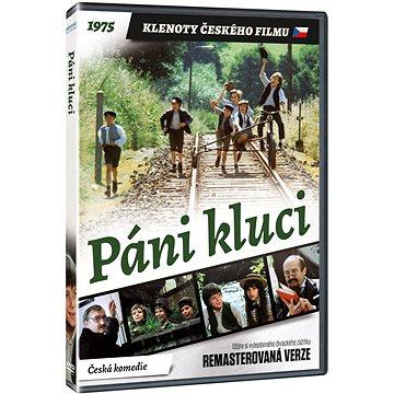 Páni kluci - edice KLENOTY ČESKÉHO FILMU (remasterovaná verze) - DVD - Film na DVD