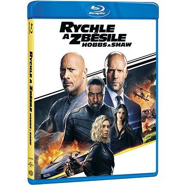 Rychle a zběsile: Hobbs a Shaw - Blu-ray - Film na Blu-ray