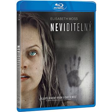 Neviditelný - Blu-ray - Film na Blu-ray