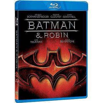Batman a Robin - Blu-ray - Film na Blu-ray